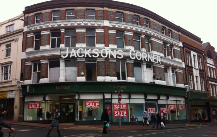 Jacksons_Corner_in_Reading_December_2013